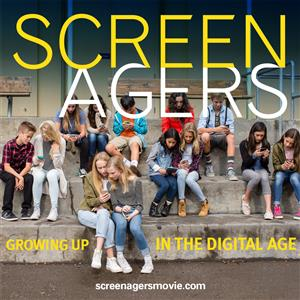 Screenagers One Sheet
