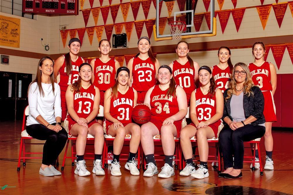 Girls' Varsity Basketball Team